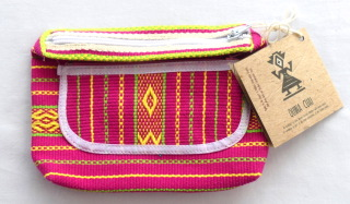 Small Pink Yellow Bag - £21 (incl. Shipping)